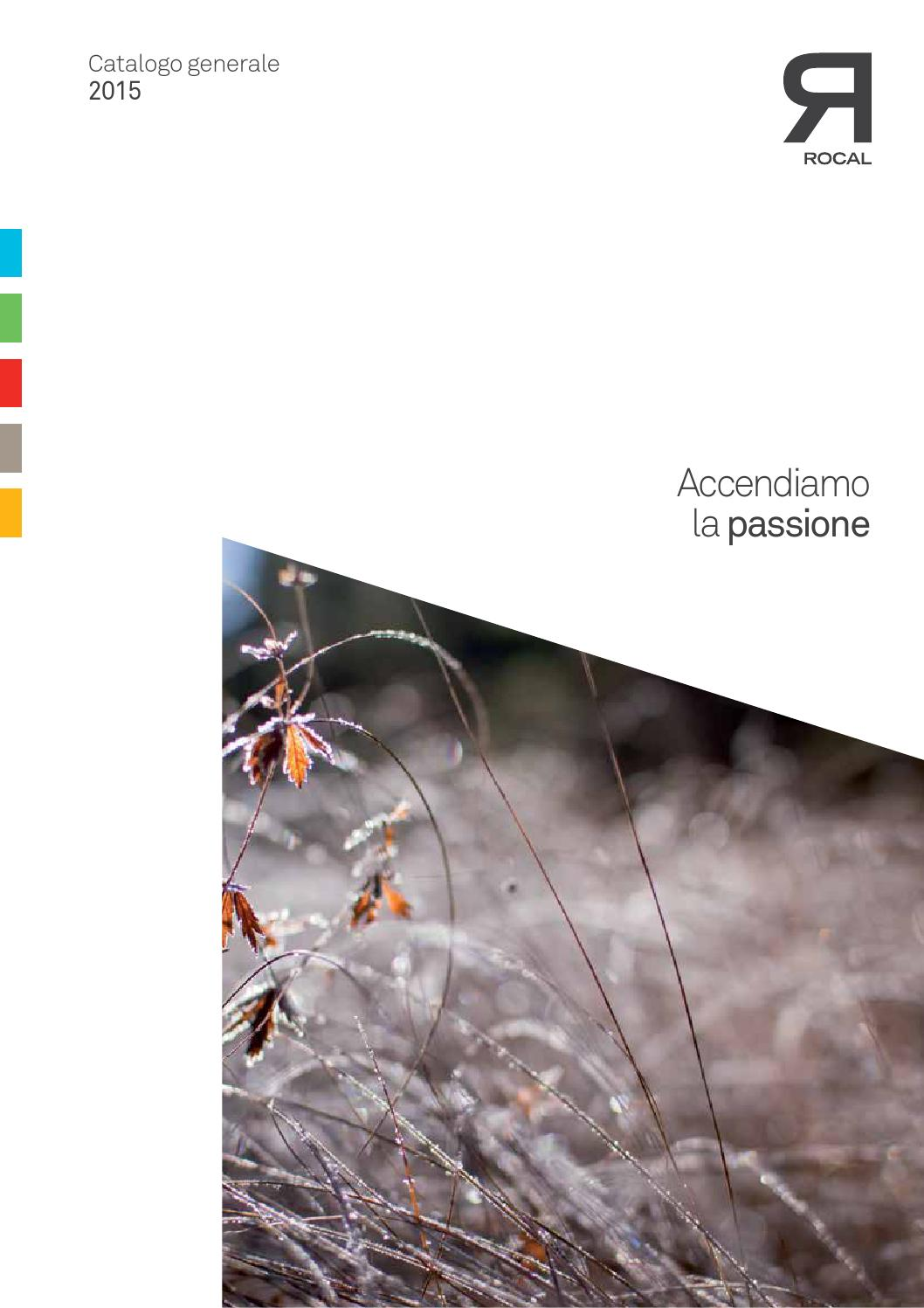 Caminetti Rocal Prezzi Rocal Catalogo 2015 By Ambient7 S R L Issuu