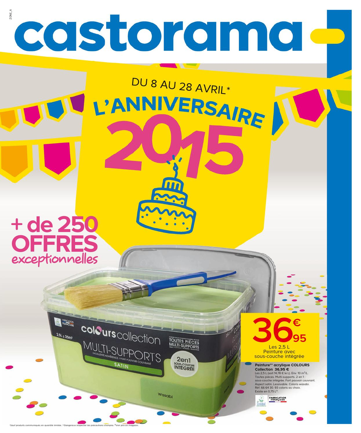 Castorama Catalogue 8 28avril2015 By Promocatalogues Com Issuu