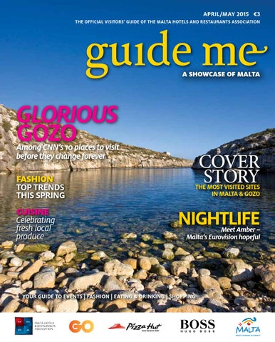 Guide Me April/May 2015 by Content House Group - issuu