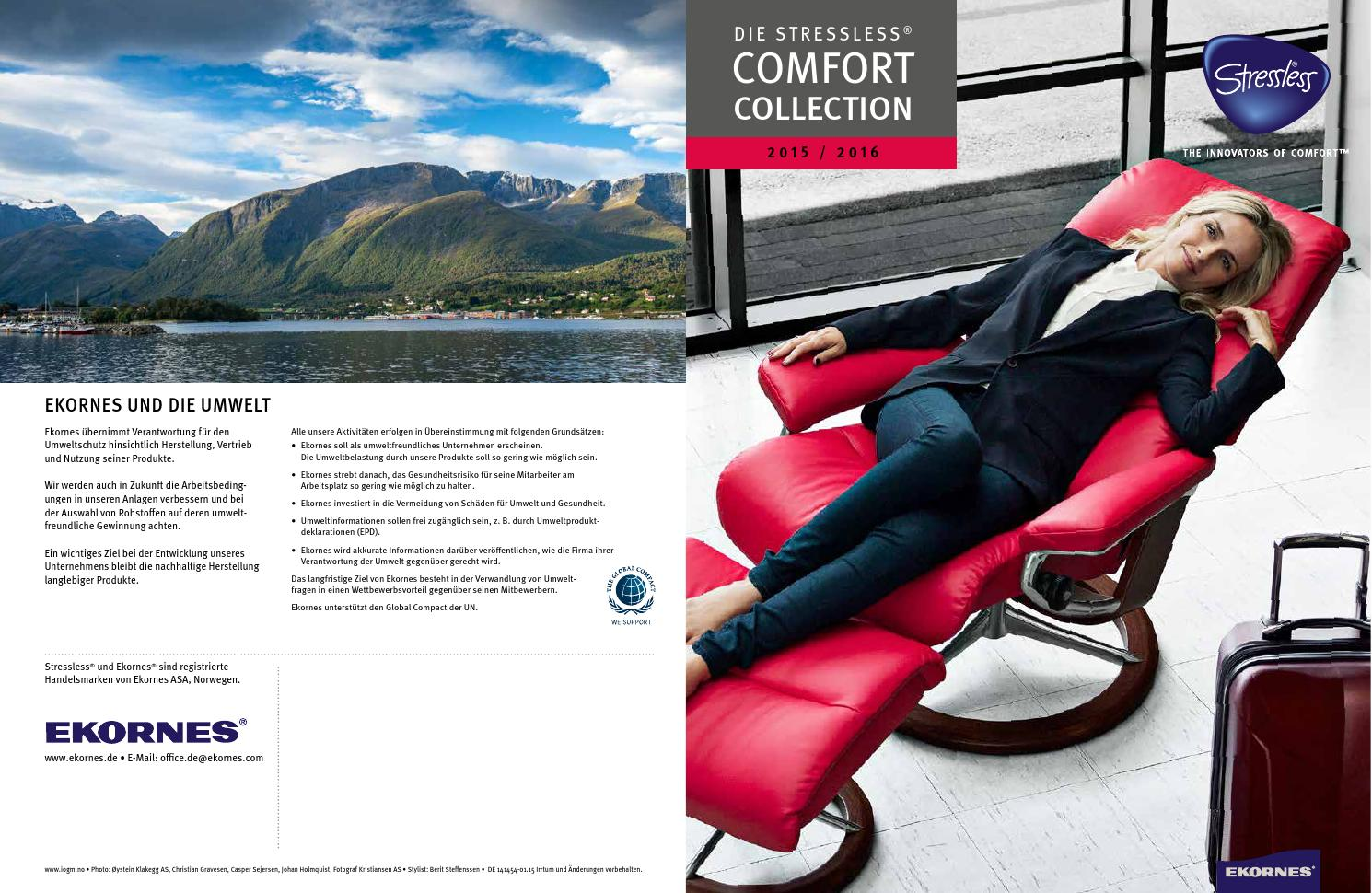 Stressless By La Ferme Du Meuble Issuu