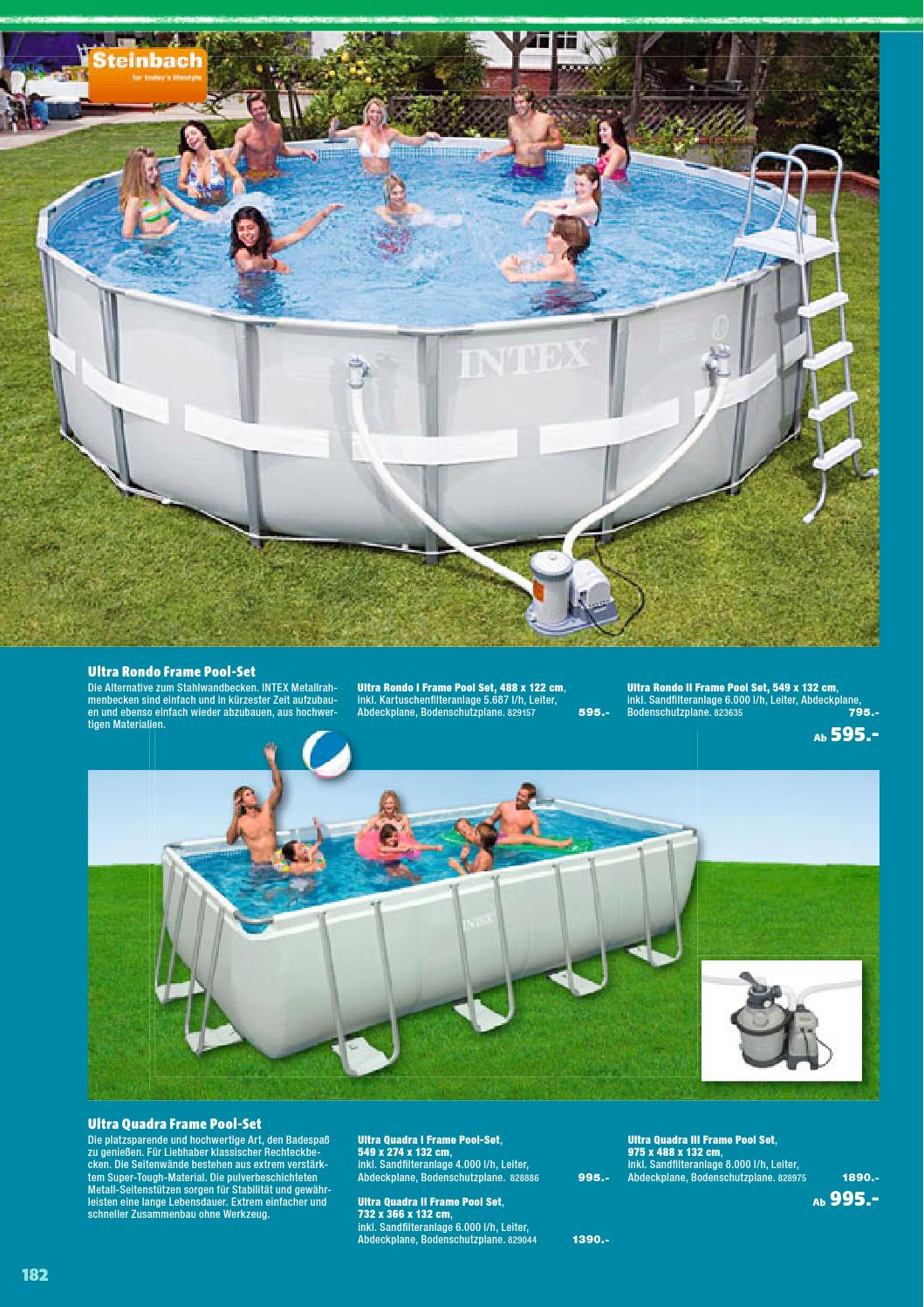 Sandfilteranlage Pool Toom Steinbach Pool Set Affordable Shop All Kiddie Pools With