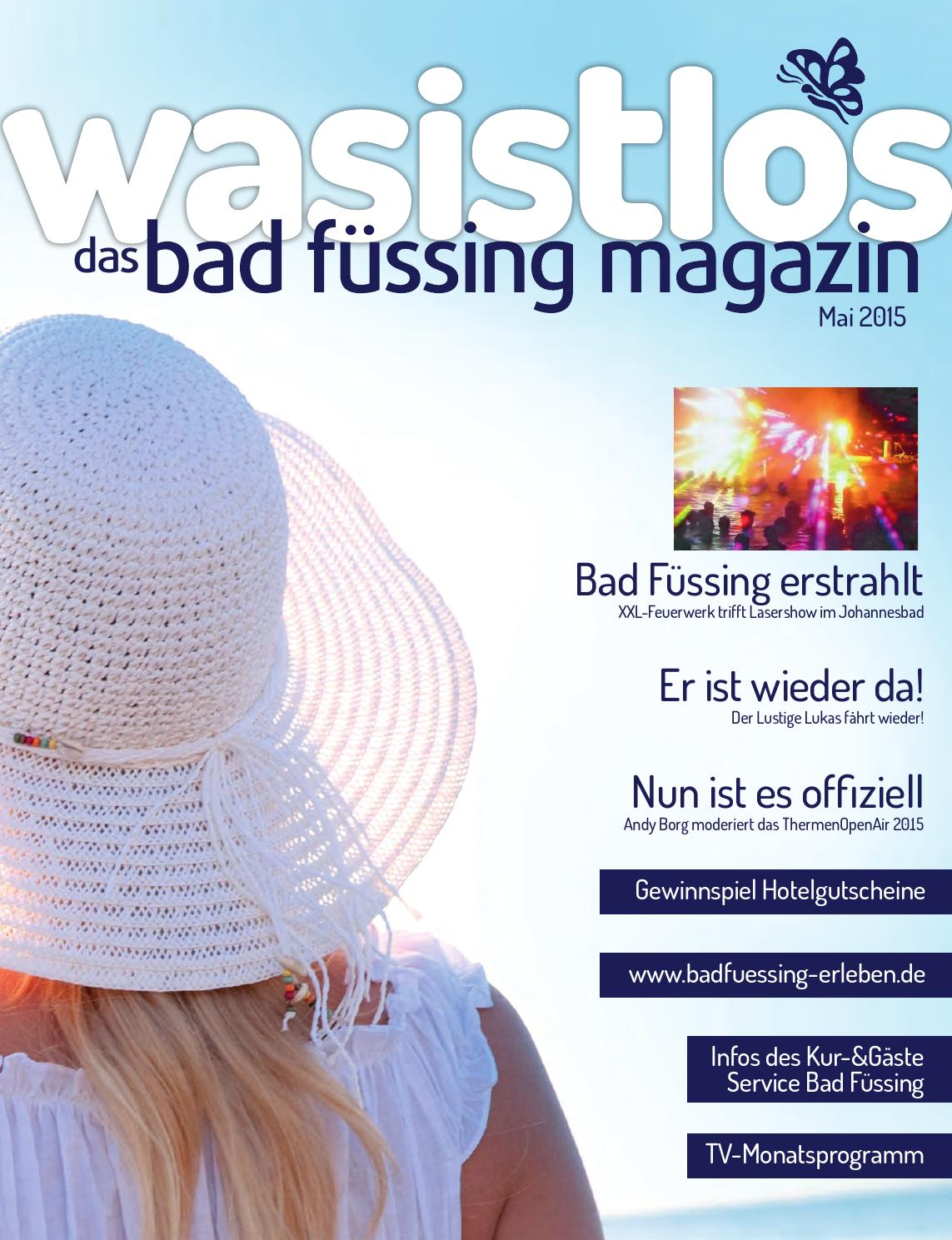 Landhaus Putz Bad Füssing Bad Füssing Magazin Wasistlos Aktuell Bad Füssing