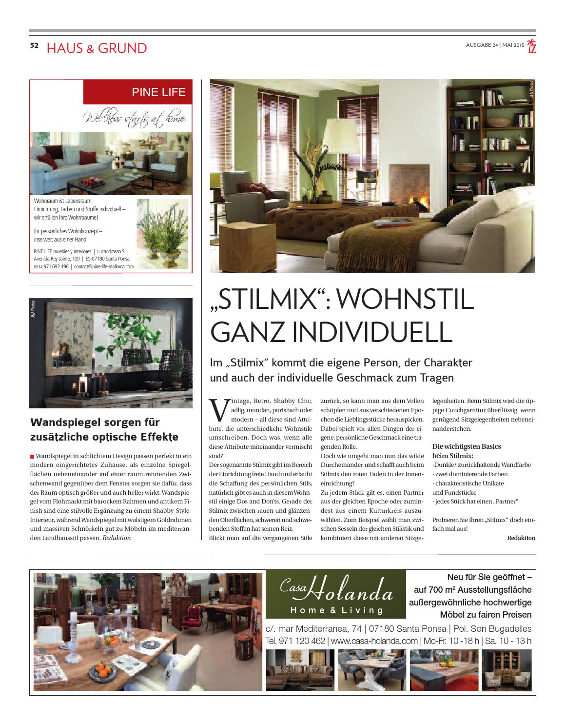 Life Muebles Die Inselzeitung Mallorca Mai 2015