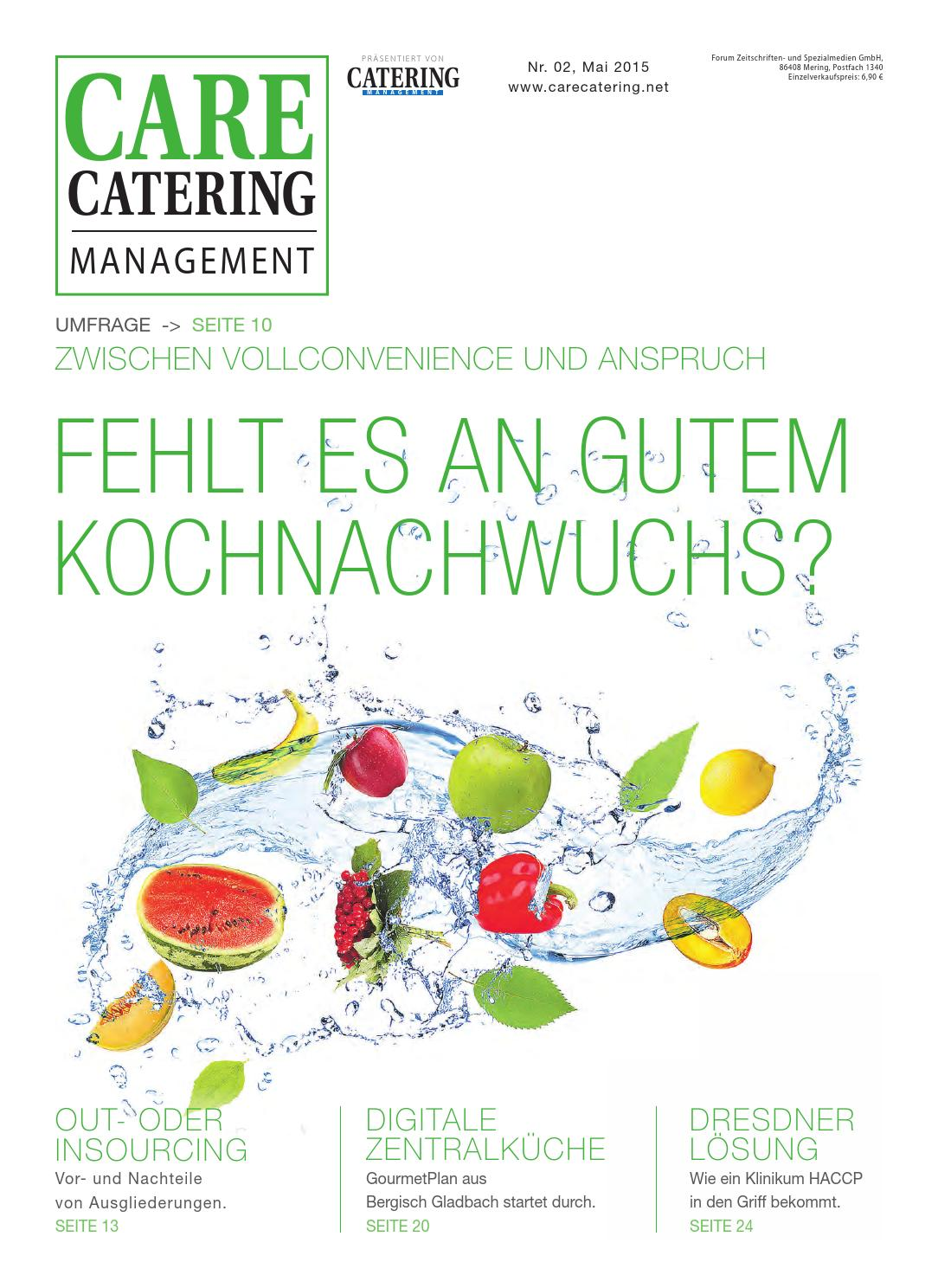 Care Catering Management April 2015 By Catering Management Issuu