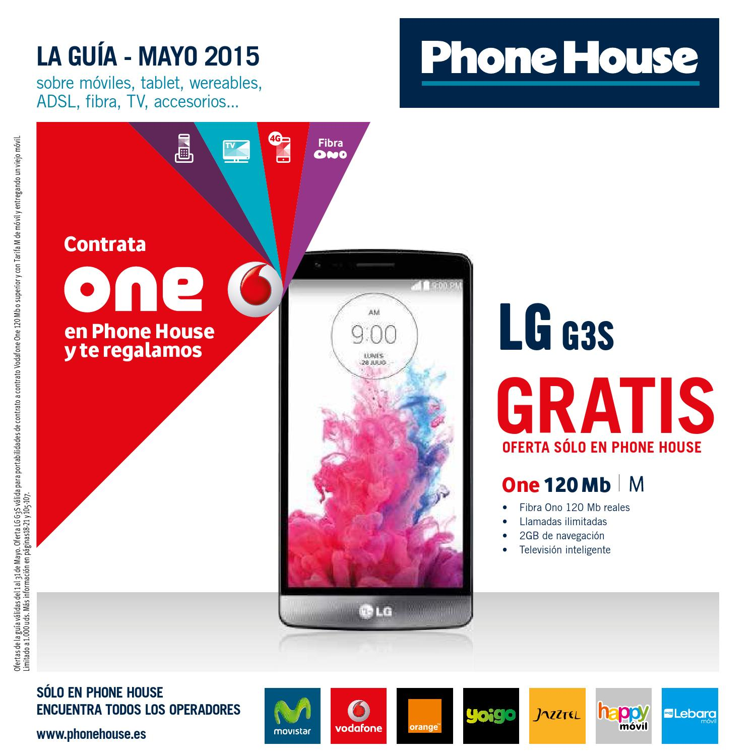Phone House Moviles Libres Catalogo Catalogo The Phone House By Misfolletos Misfolletos Issuu