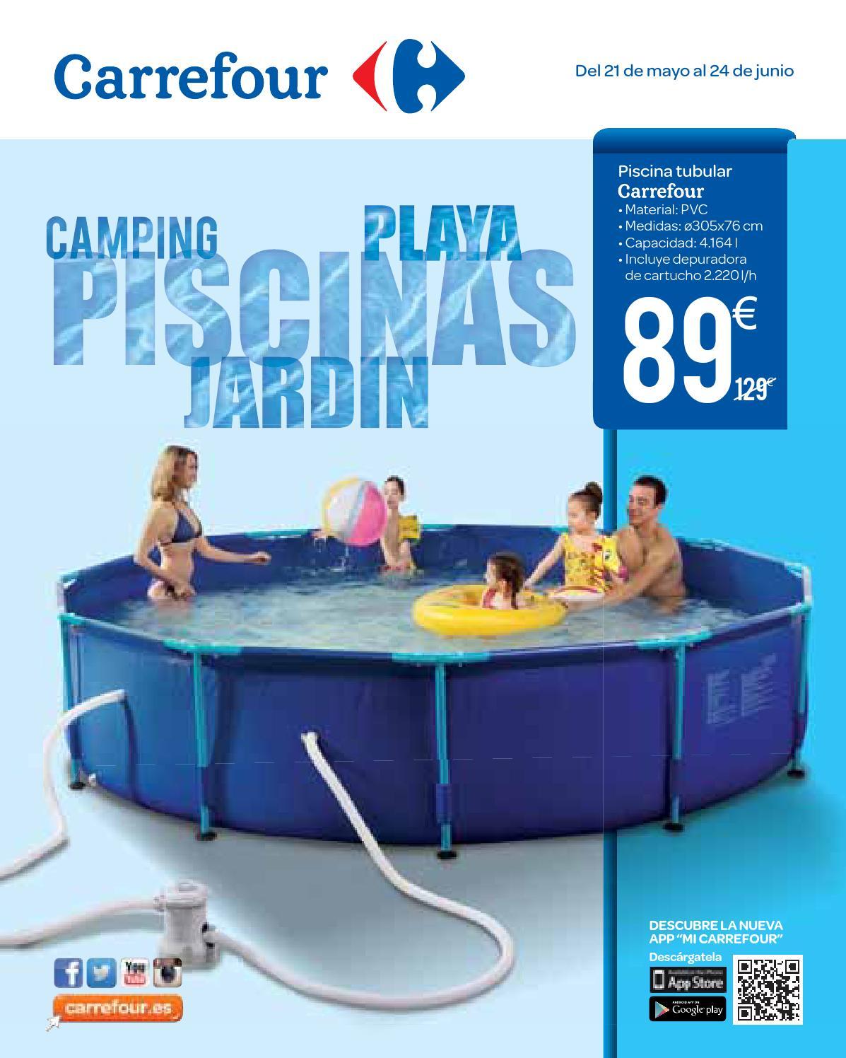 Carrefour Piscinas Bestway Venta De Piscinas En Carrefour Good Good Simple Tobogan