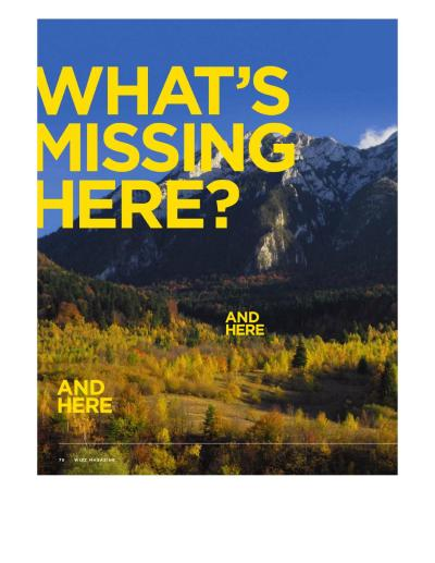 Wizz Inflight Magazine - Rewilding Europe - Romania by Mei Abraham Elderadži - Issuu