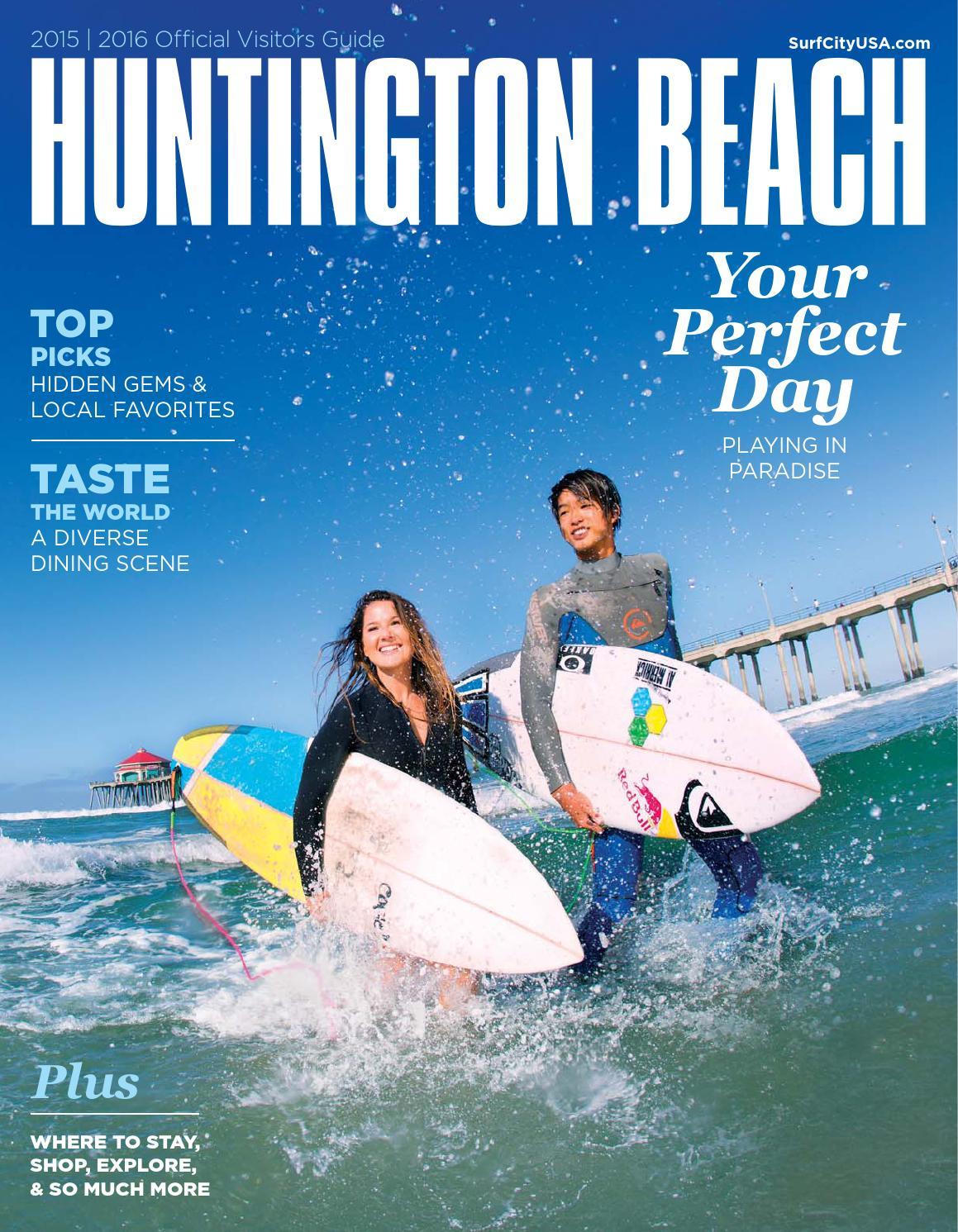 Cucina Alessa Huntington Beach Happy Hour Huntington Beach 2015 2016 Official Visitors Guide By Orange