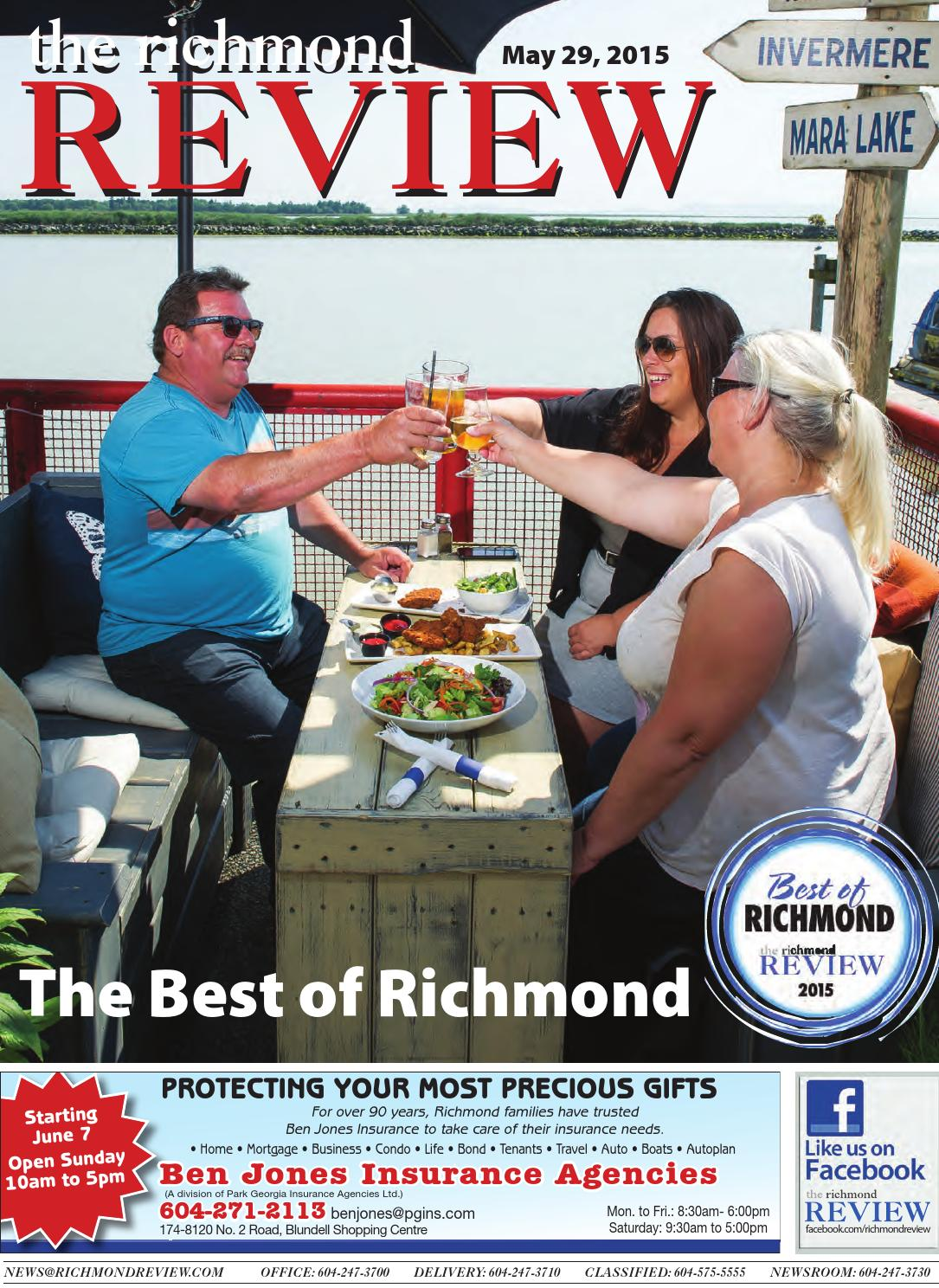 Richmond Review May 29 2015 By Black Press Media Group Issuu