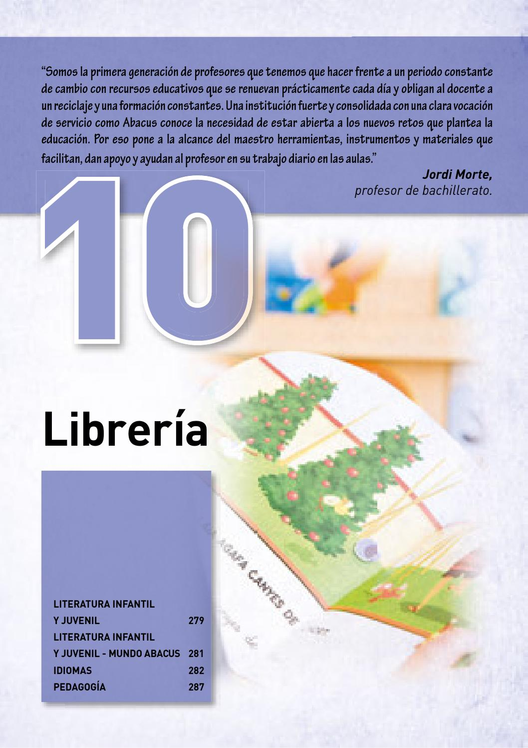 Libreria Abacus Abacus Catalogo By Misfolletos Misfolletos Issuu