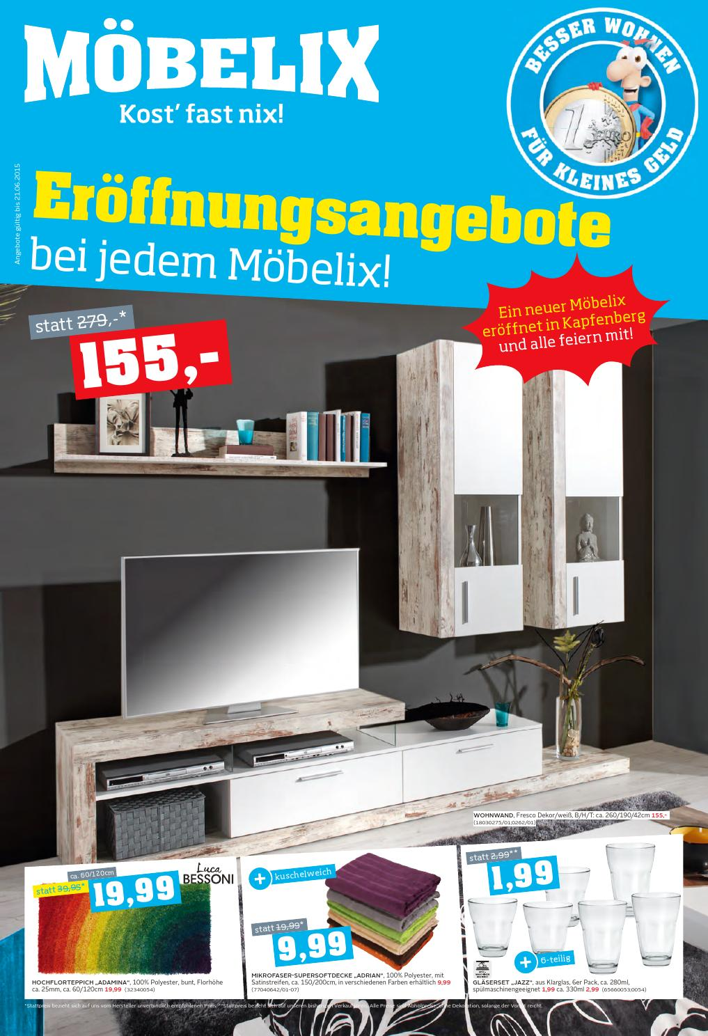 Moebelix Angebote 8 21juni2015 By Promoangebote At Issuu