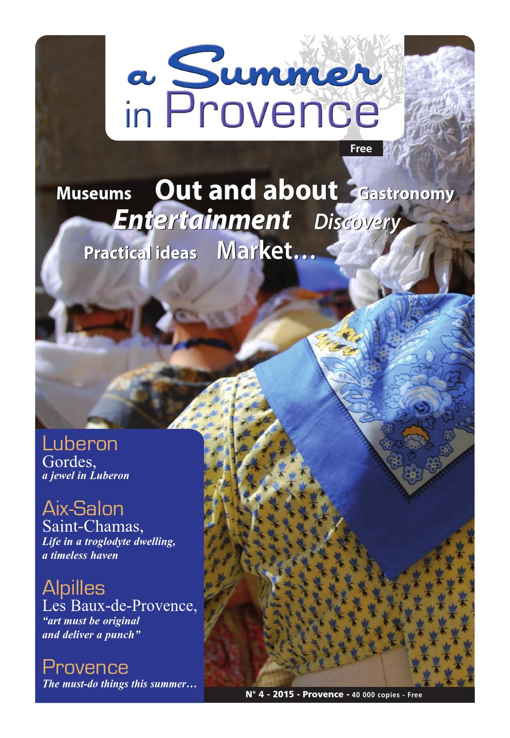 Cuisines Fabre Robion 84 A Summer In Provence 2015 By A Summer In Provence Issuu