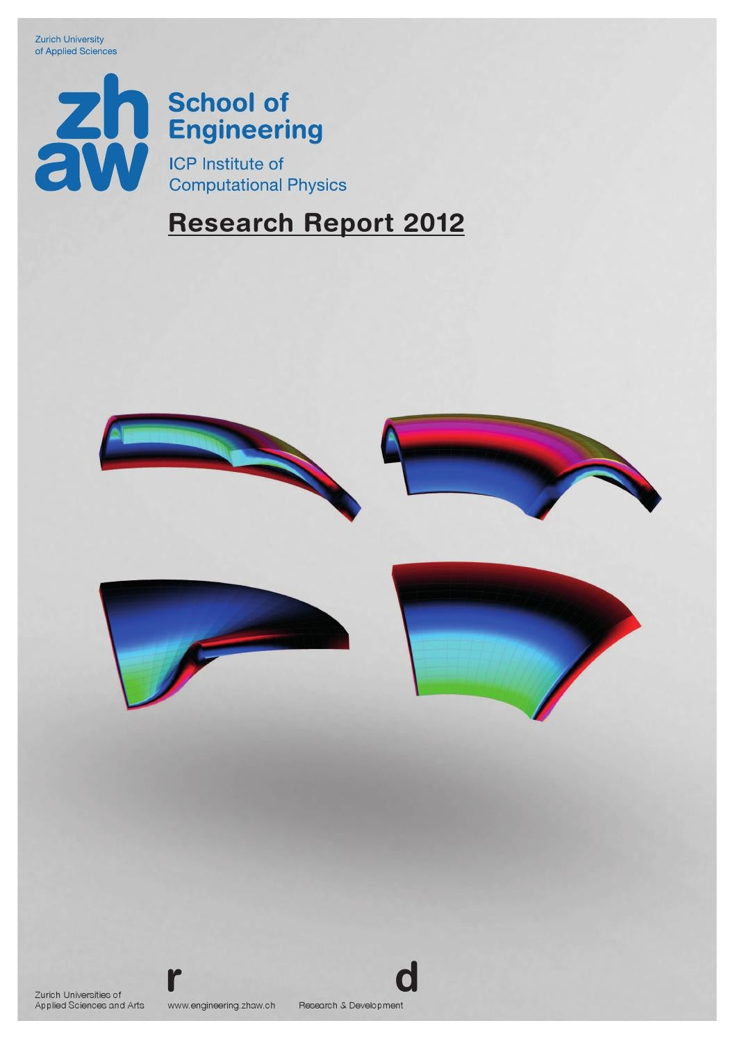 Zhaw Icp Research Report 2012 By Zhaw School Of Engineering Issuu
