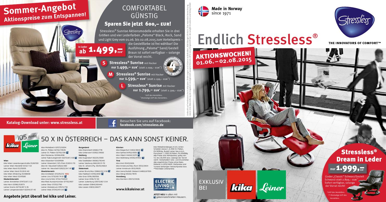 Stressless Kika Kika Stressless Kw26 By Russmedia Digital Gmbh Issuu