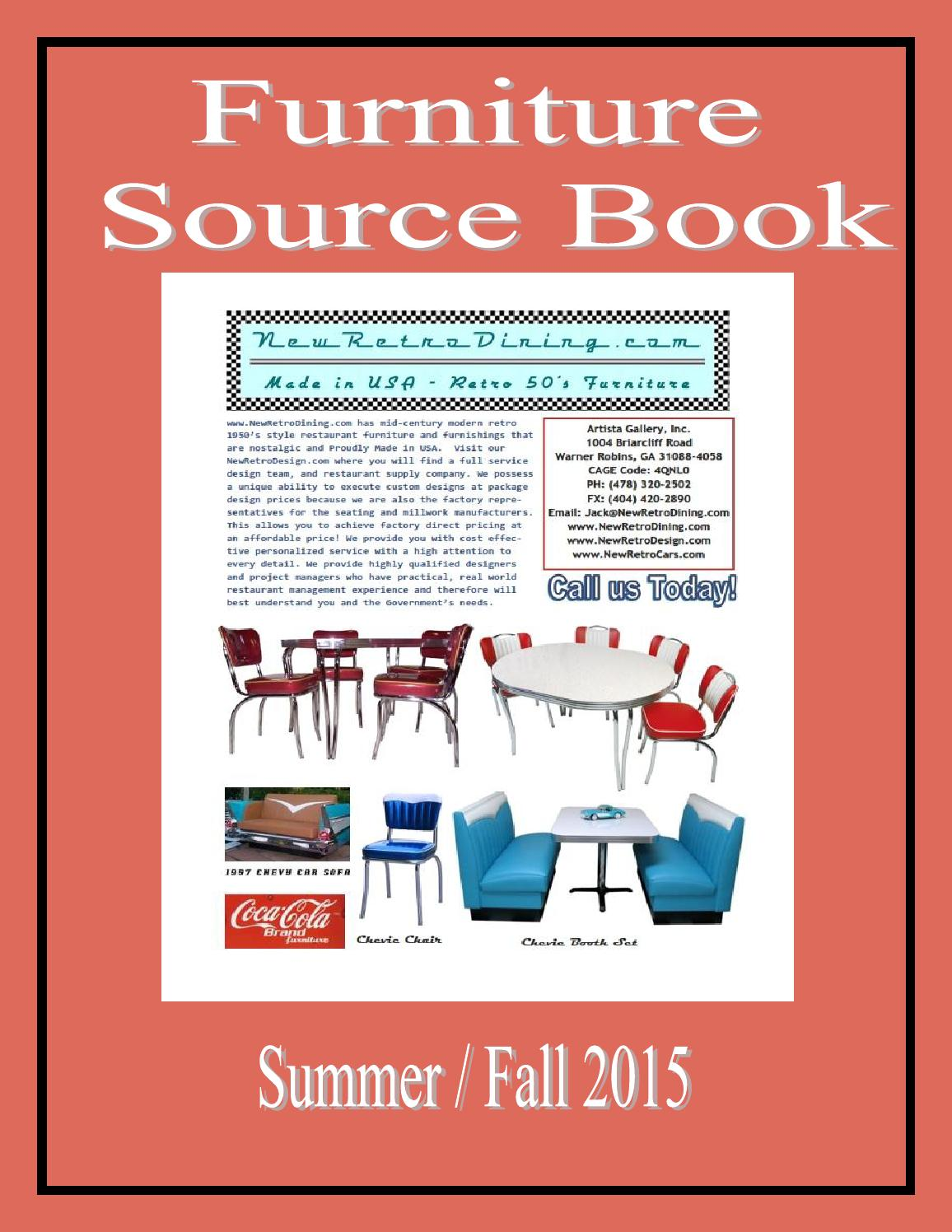 Furniture Source Book By Federal Buyers Guide Inc Issuu
