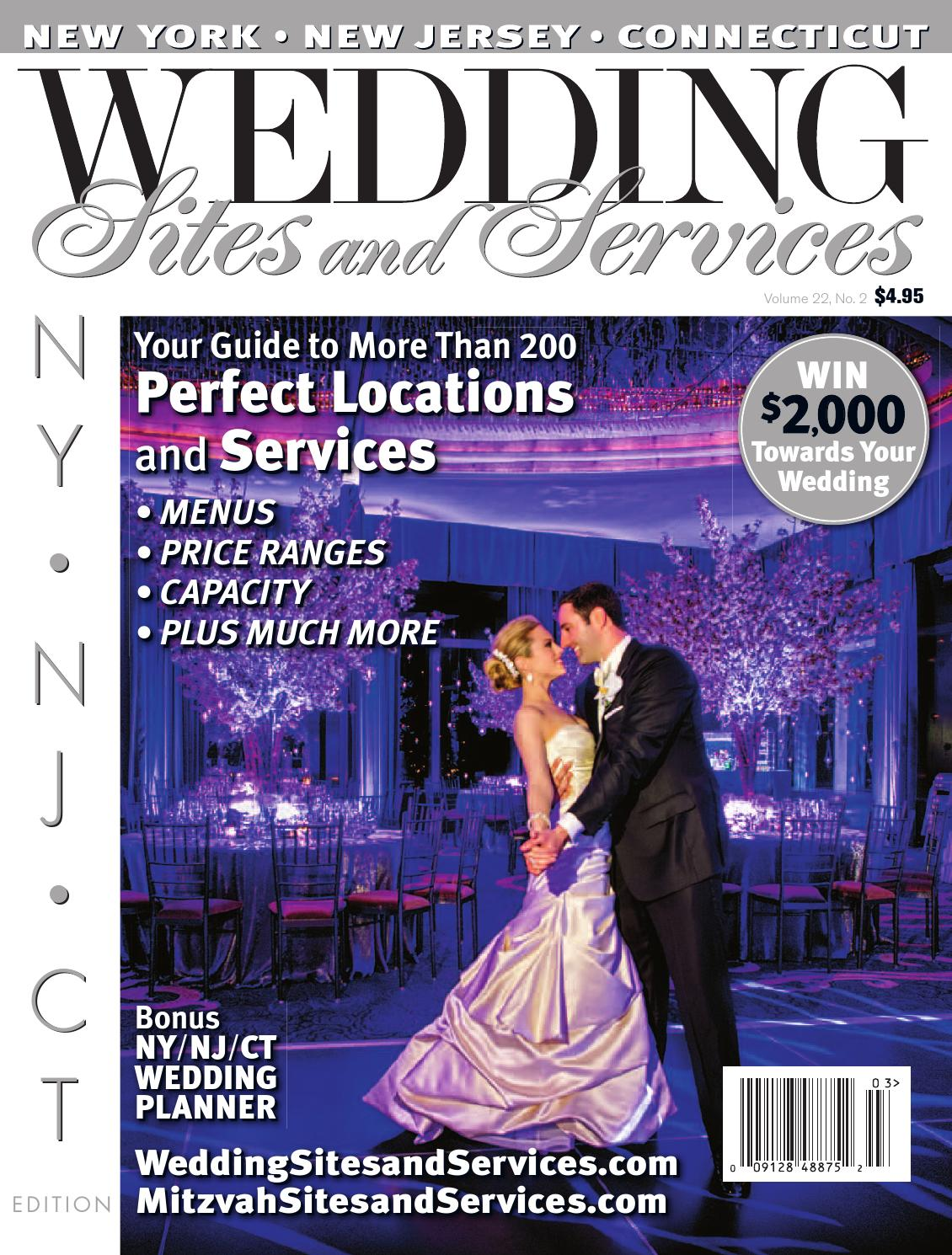 Wedding Sites And Services Ny Nj Ct July 2015 Edition By Wedding Sites And Services Issuu