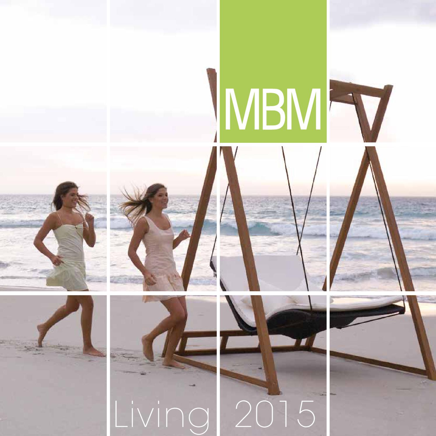 Heaven Swing Doppelliege Mbm Living 2015 By Terrasamebel Issuu