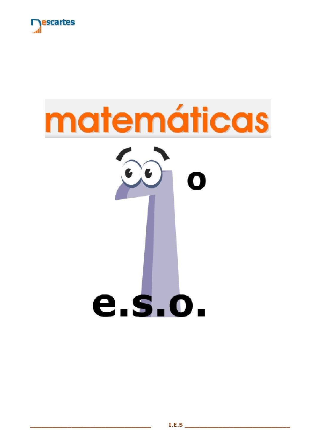 Suma Y Resta De Raices Cuadradas Libro De Texto Matematicas 1 Eso By Red Educativa Digital