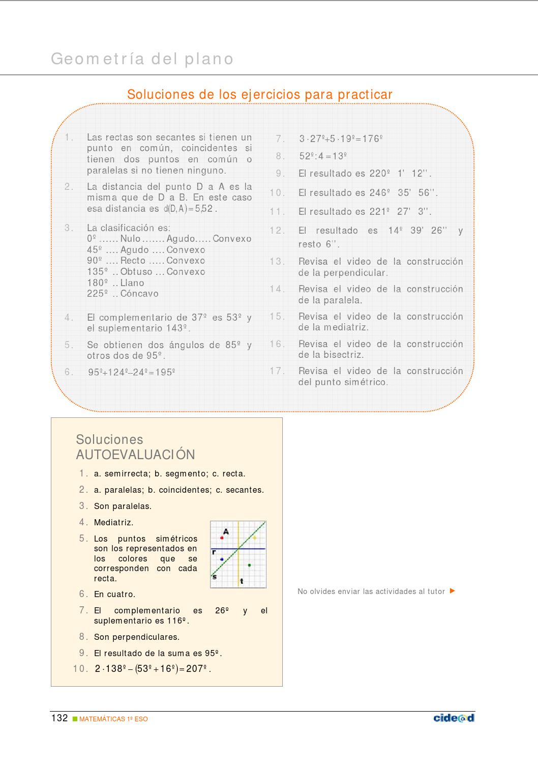Libro Digital Anaya 1 Eso Libro De Texto Matematicas 1 Eso By Red Educativa Digital