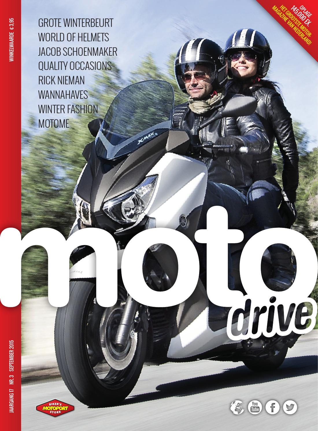 Br Hesje Reflecterend Met Led Verlichting Geel Motodrive 03 2015 By Xtra Digital Agency Issuu