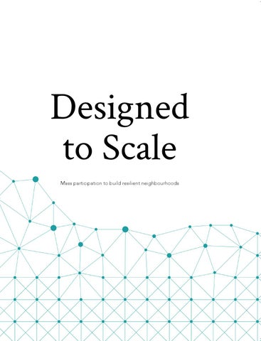 Designed to Scale by Participatory City - issuu