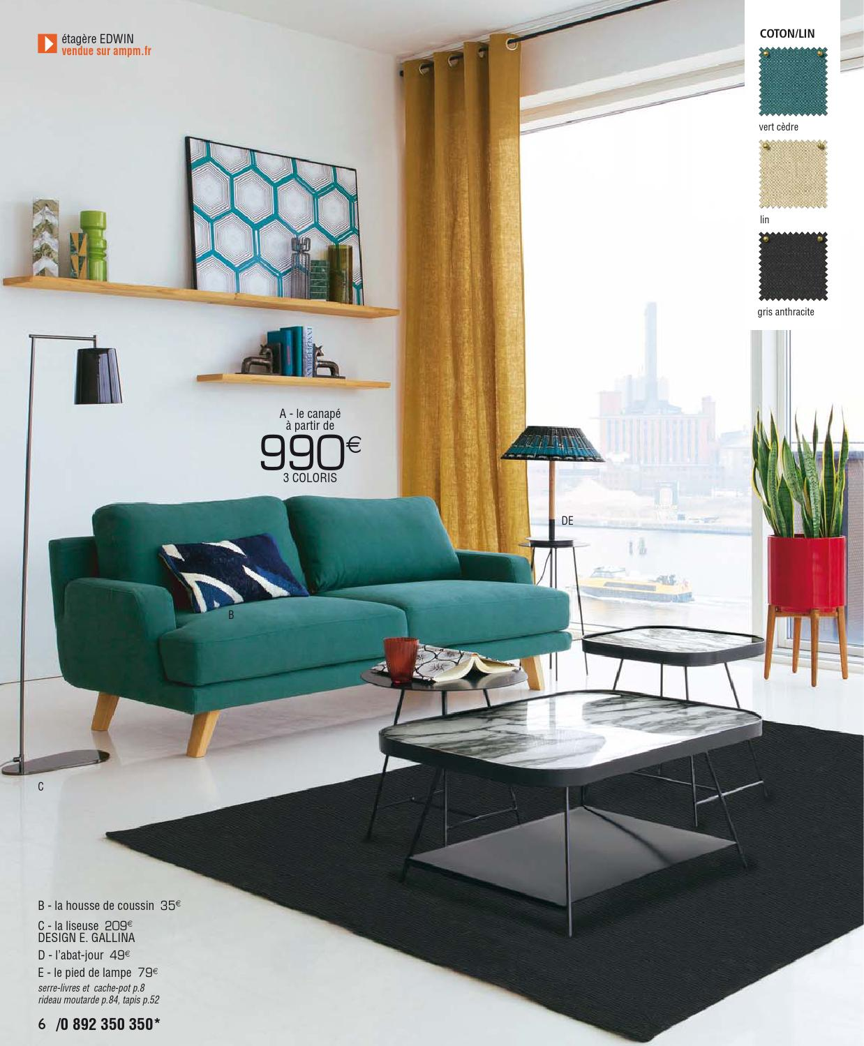 Ampm Tapis Ampm Catalogue Automne Hiver 2015 By Bestarchidesign Issuu