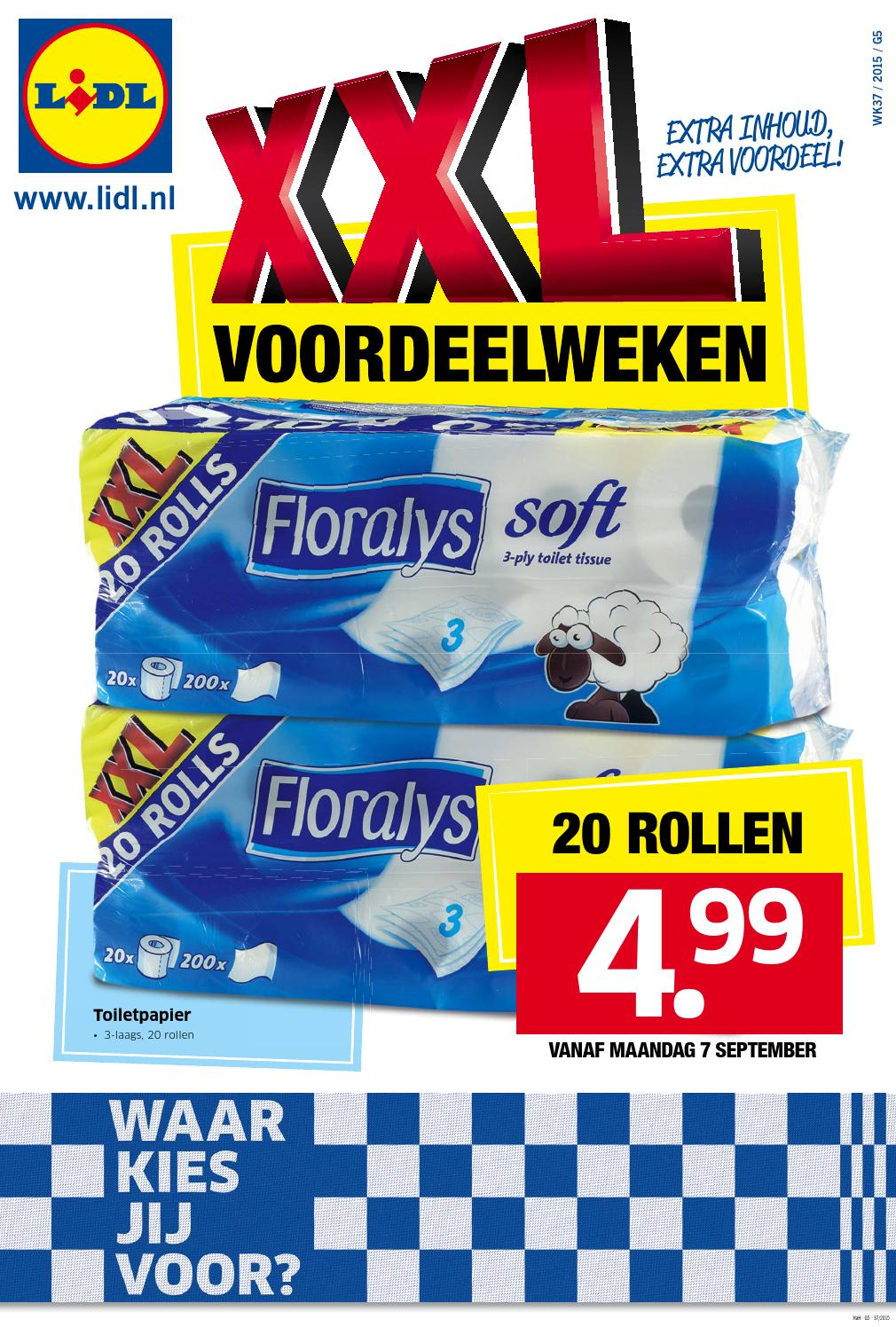 Lidl Xxl Aanbiedingen Lidl Folder Week 37 2015 By Online Folders Issuu