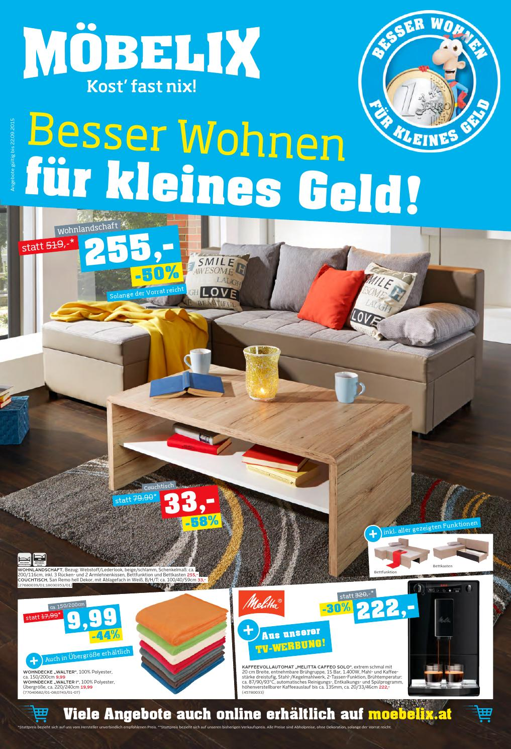 Moebelix Angebote 14 22september2015 By Promoangebote At Issuu