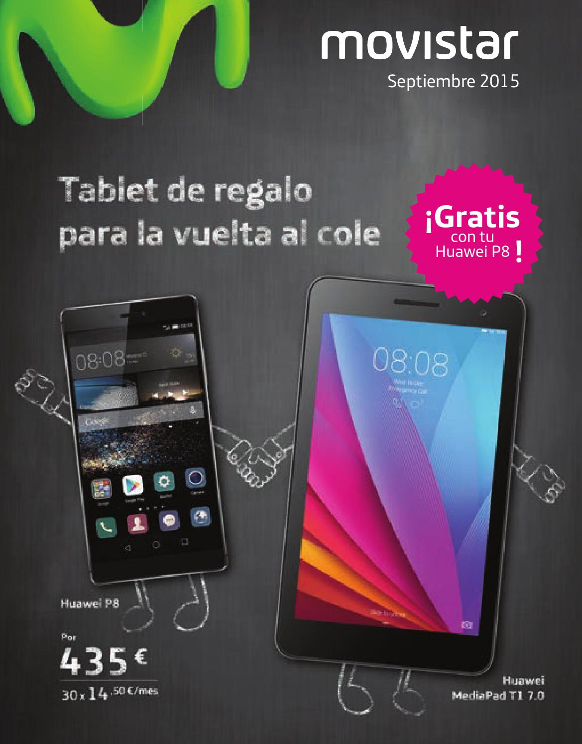 Movistar Smartphones Libres 2015 Terminales Movistar By Telecombalear Issuu