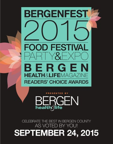 BergenFest 2015 Program by Wainscot Media - issuu