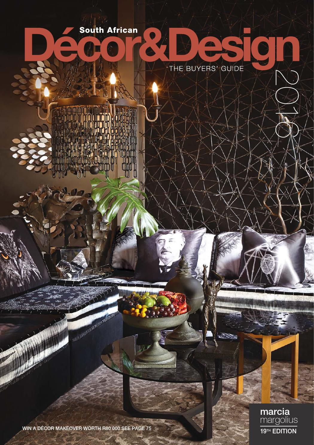 Decor De Parterre Sa Decor And Design The Buyers Guide 2016 Edition