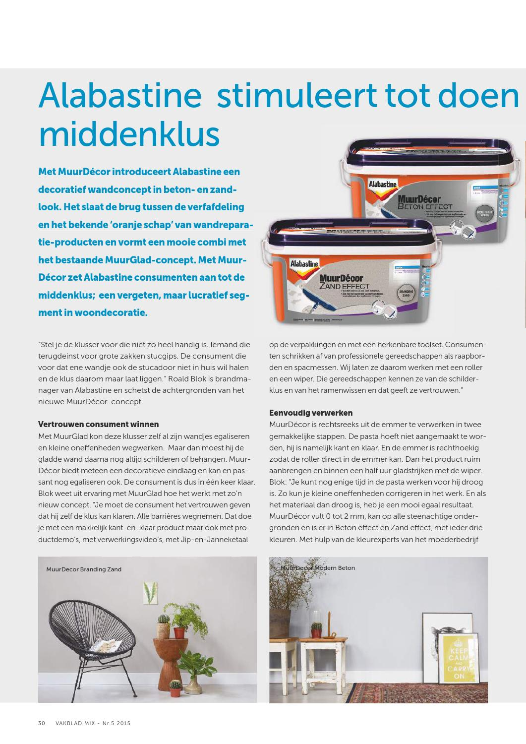 Muurglad Ervaring Mix 2015 5 By Mixpress Issuu