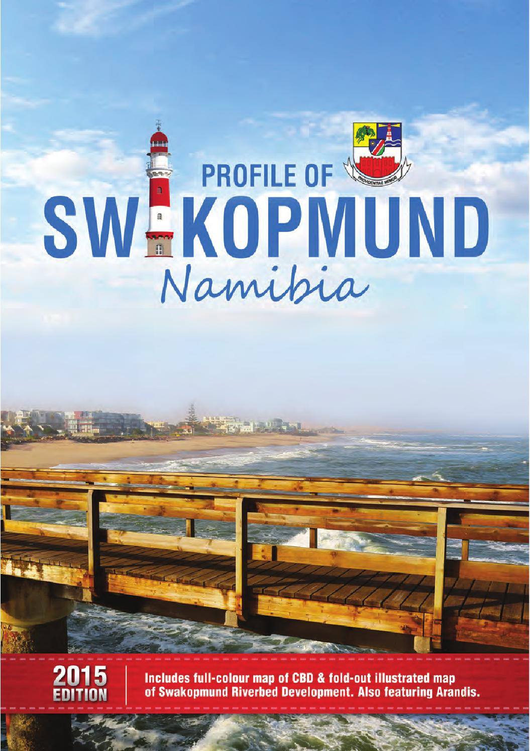 Test Optiker 2015 Profile Of Swakopmund 2015 By Legends Of Africa Issuu