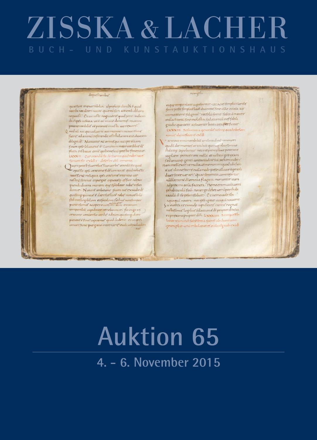 Dan Brown Libros Orden Auktion 65 November 2015 Hauptkatalog Teil 1 By Friedrich