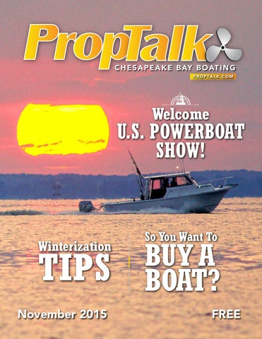 PropTalk Magazine November 2015 by SpinSheet Publishing Company - issuu