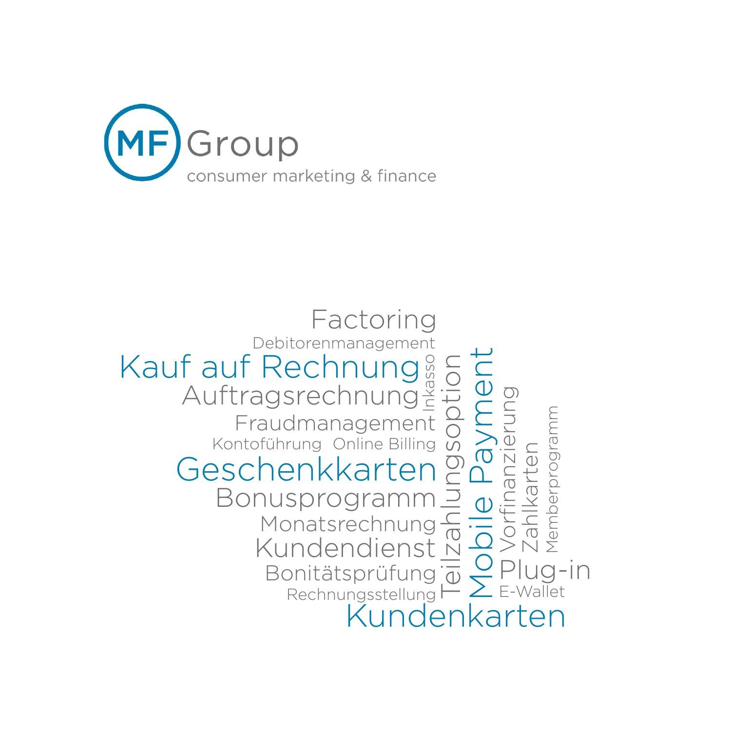 Mf Group Image Broschüre Mf Group By Mfit Mfit Issuu
