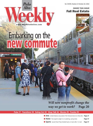 Palo Alto Weekly October 16, 2015 by Palo Alto Weekly - issuu