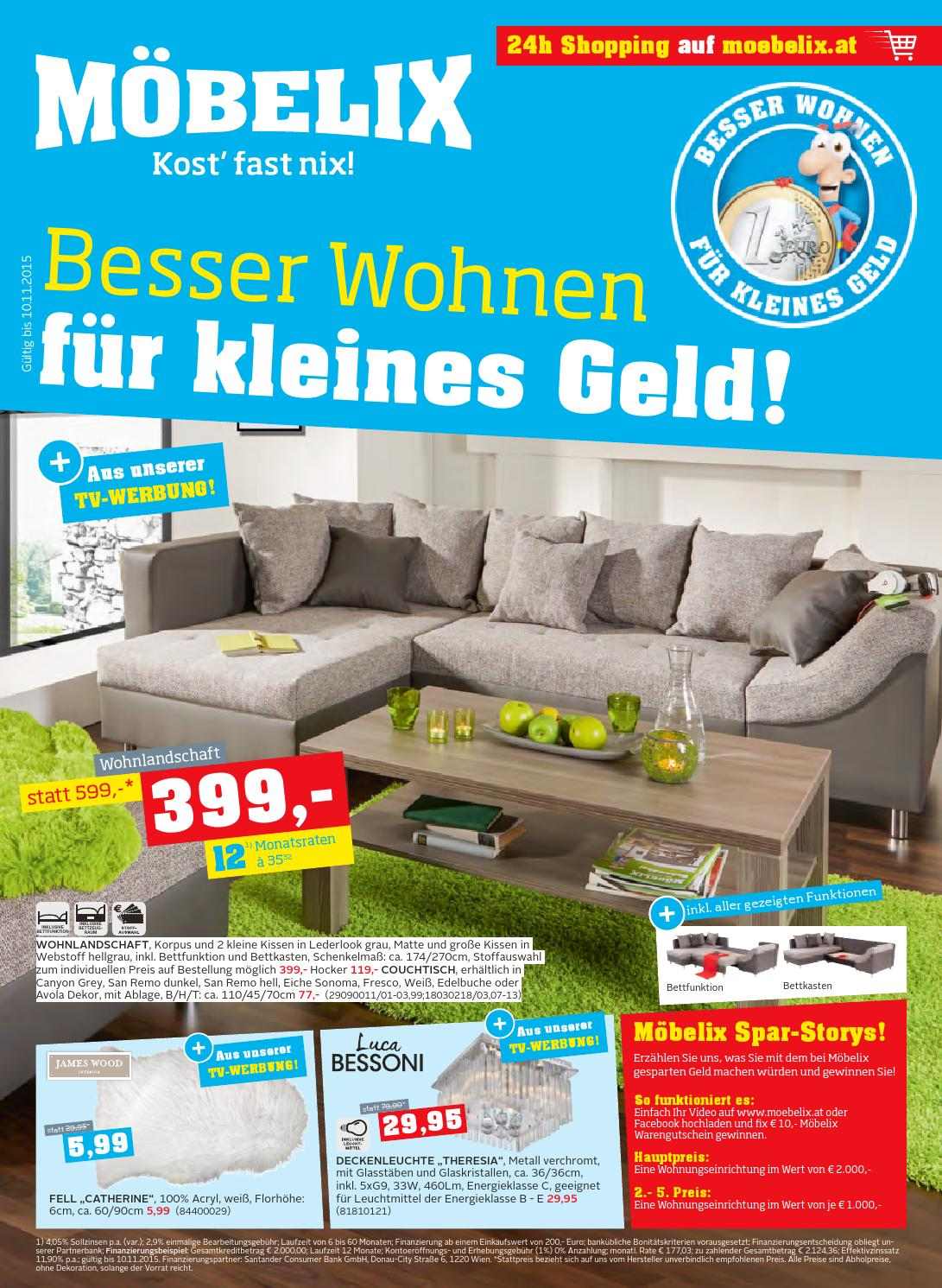 Moebelix Angebote 2 10november2015 By Promoangebote At Issuu