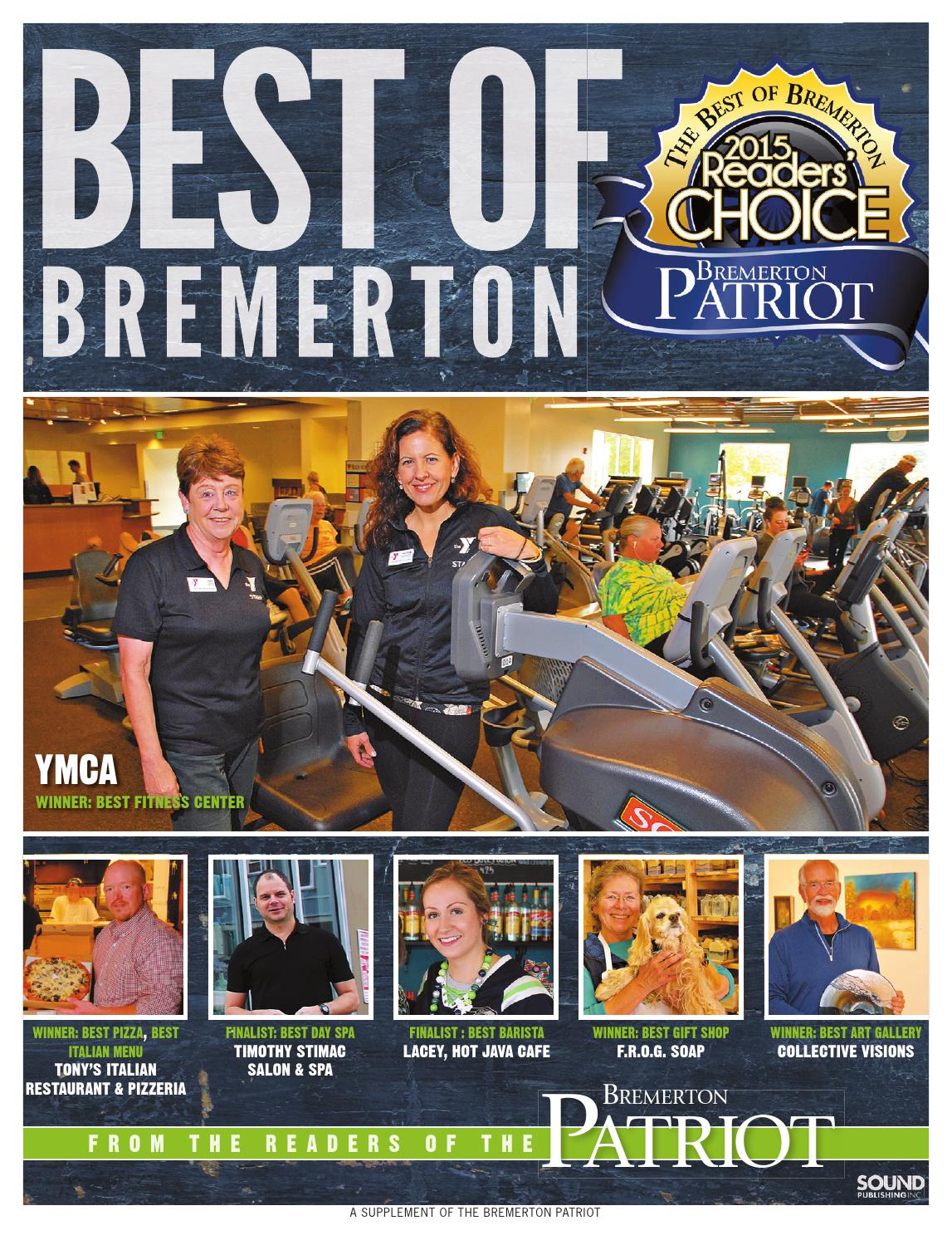 Best Of Best Of Bremerton 2015 By Sound Publishing Issuu