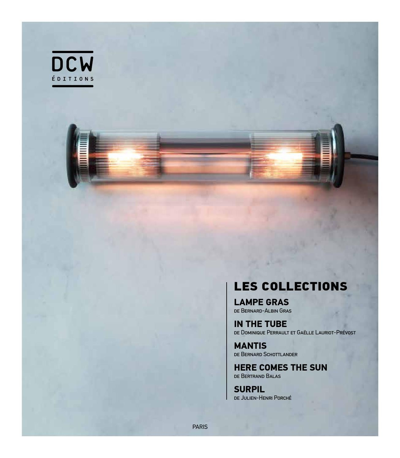 Lampe Gras In The Tube Lampe Gras Catalogus By Brink Licht Issuu