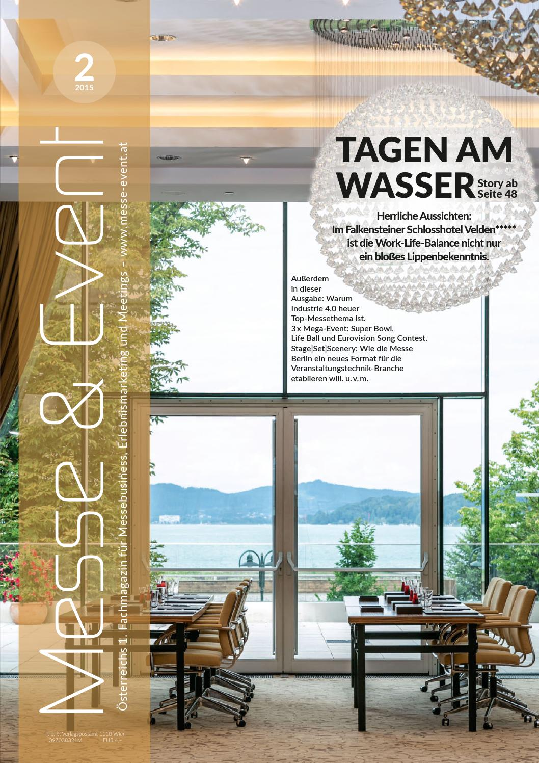 Messe Event 2 2015 By Messe Event Magazin Issuu