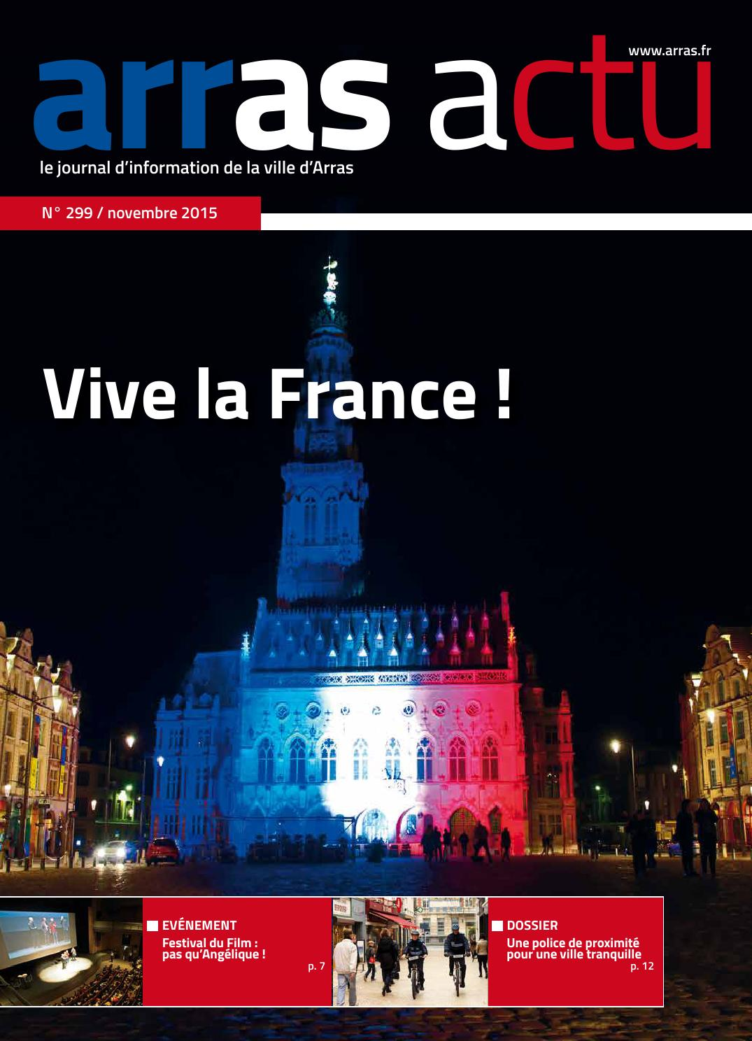 Cheminees Philippe Arras Arras Actu Novembre 2015 By Mairie D Arras Issuu