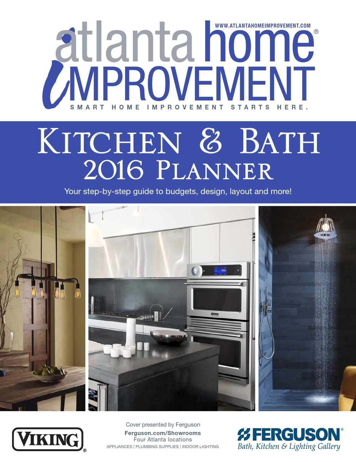 Wholesale Kitchen Cabinets Atlanta 1216 Kitchen And Bath Planner By My Home Improvement