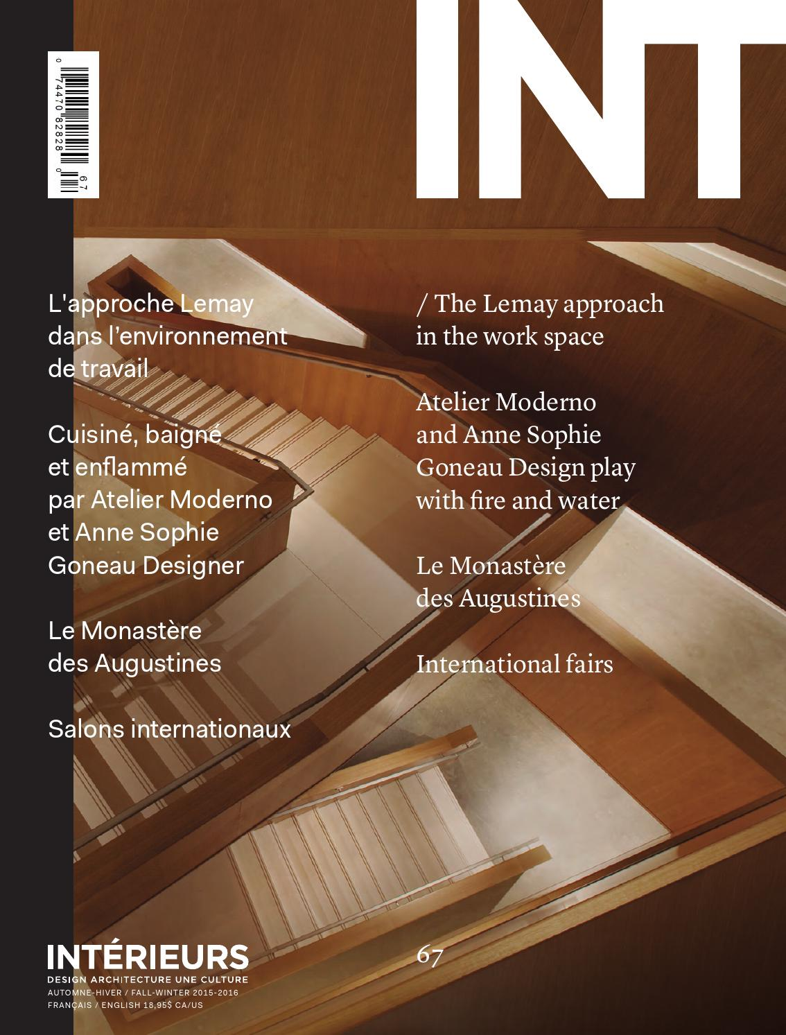 IntÉrieurs 67 By Agence Pid Issuu