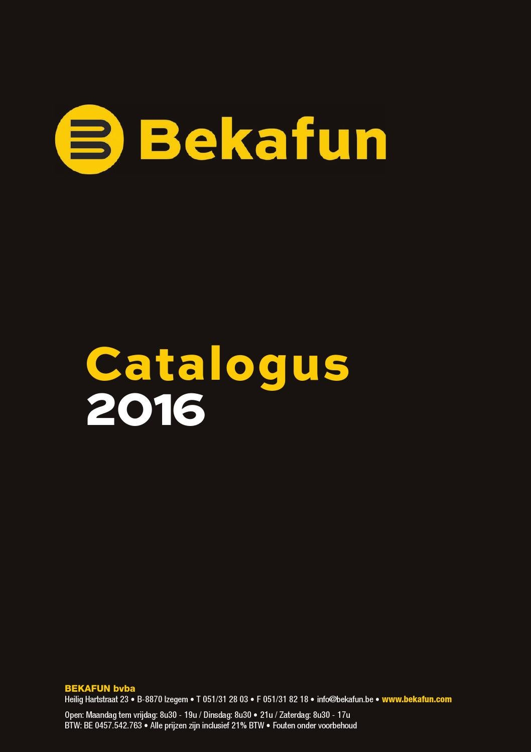 Multiplex 12mm Gamma Bekafun Catalogus 2016 By Bvba Bekafun Issuu