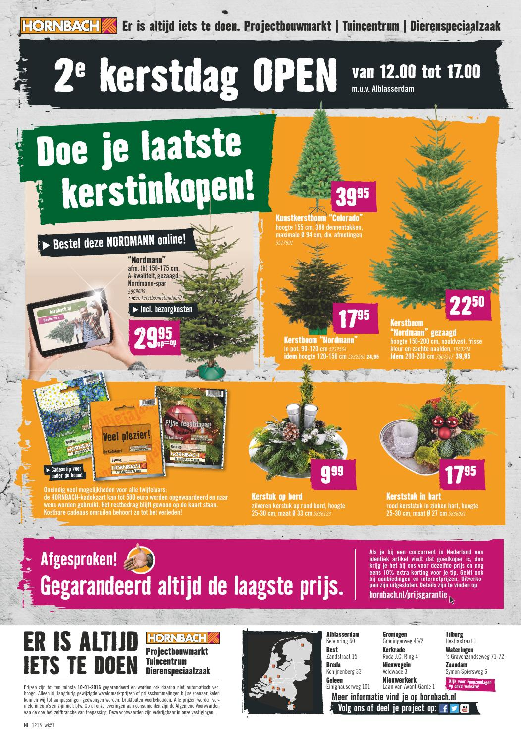 Hornbach Breda Openingstijden Hornbach Folder Week 51 2015 By Online Folders Issuu
