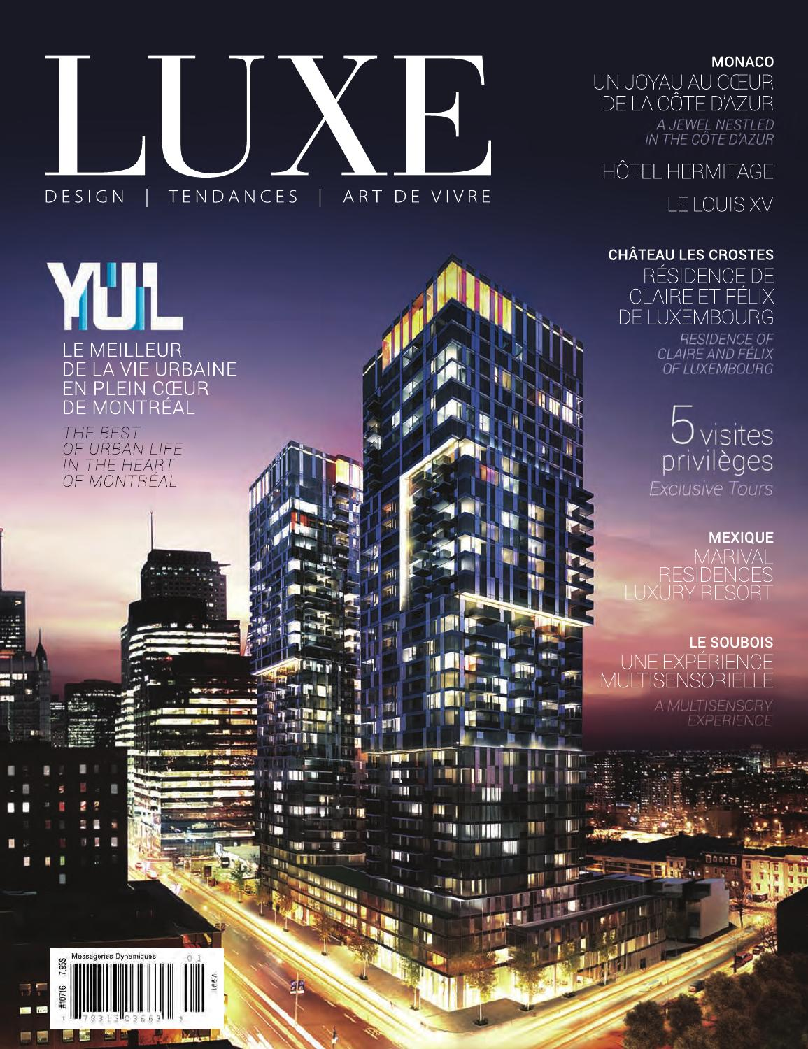 Canapé D'angle Quebec Luxe - Hiver 2015 By Lepubli - Issuu