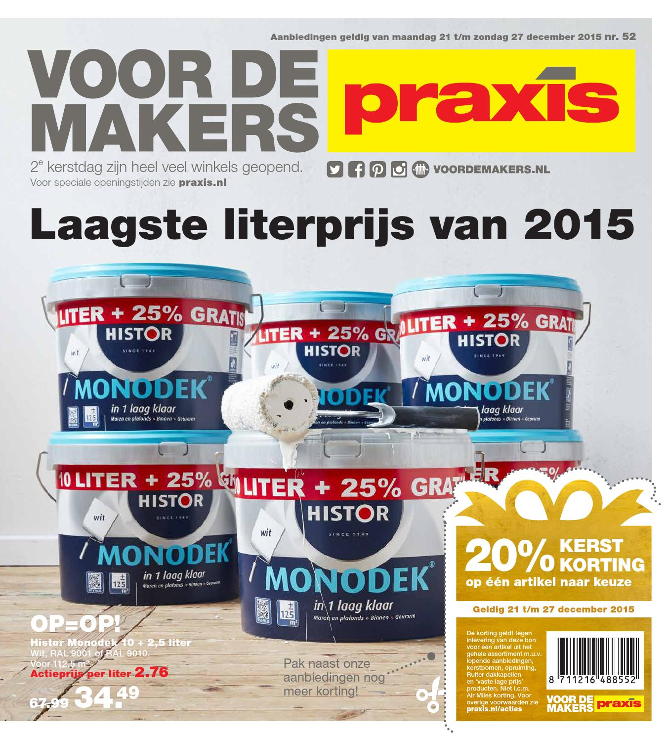 Flexa Strak In De Lak Aanbieding Praxis Praxis Folder Week 52 2015