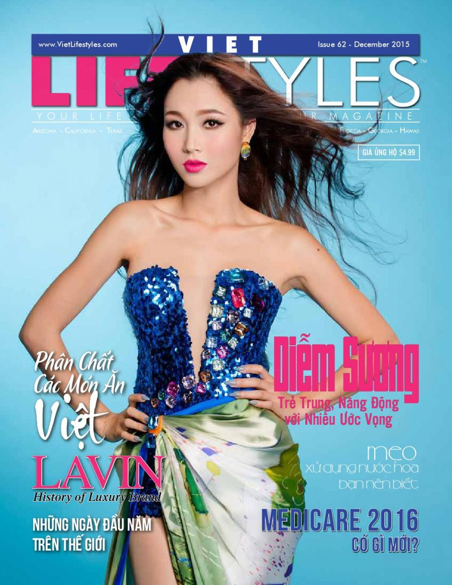 Vietlifestyles Issue 62 Featuring Diem Suong by VietLifestyles Magazine - issuu