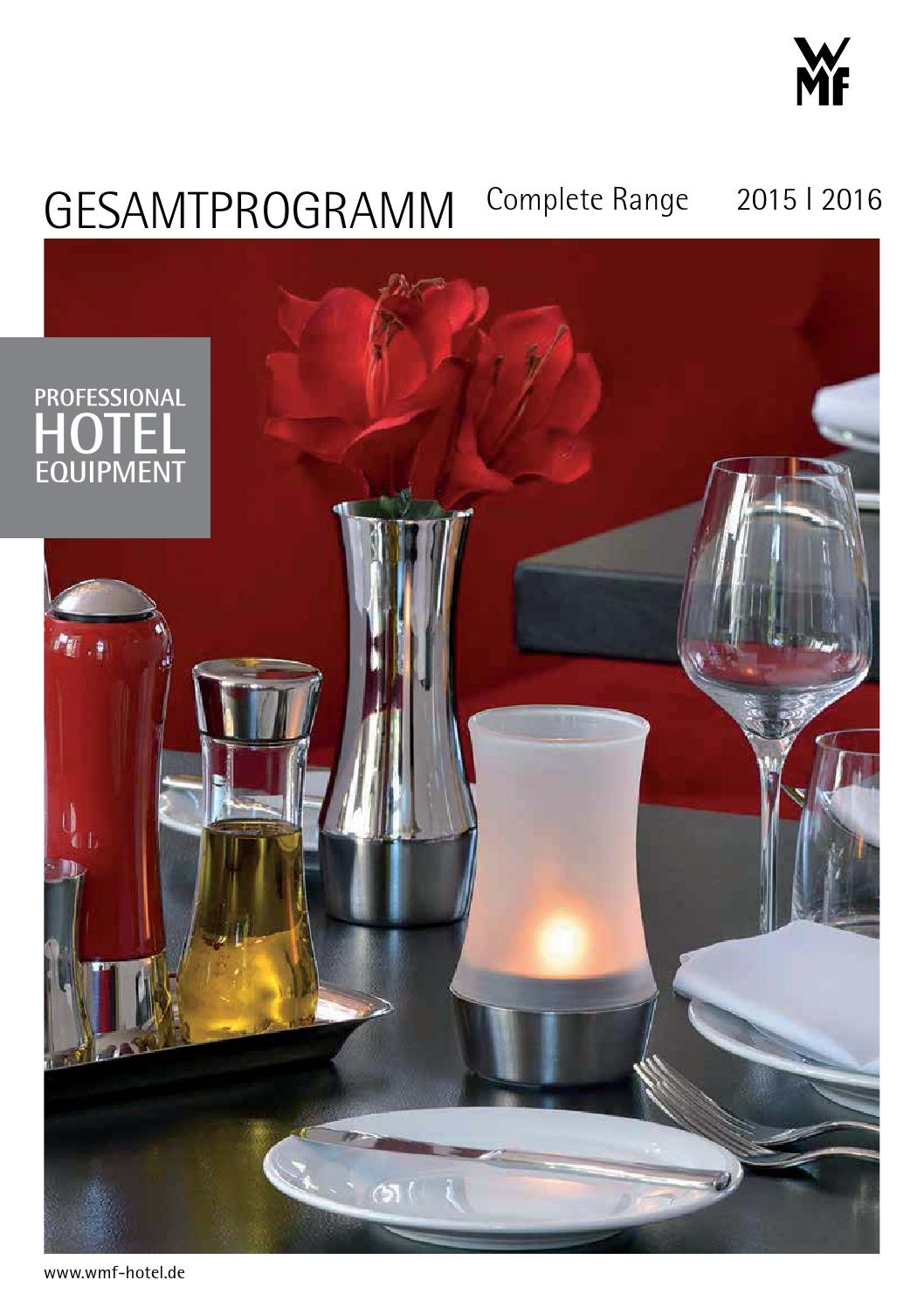 Reling Küche Wmf Wmf Catalogue 2015 2016 By Sarafidisgroup Sarafidisgroup Issuu